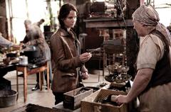 Katniss y Sae la Grasienta