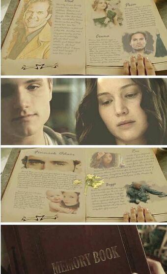Memory Book The Hunger Games Wiki Fandom