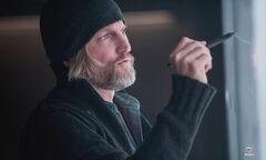 Haymitch Abernathy en Sinsajo