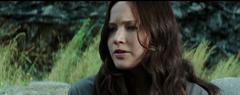 Katniss cantando El Árbol del Ahorcado