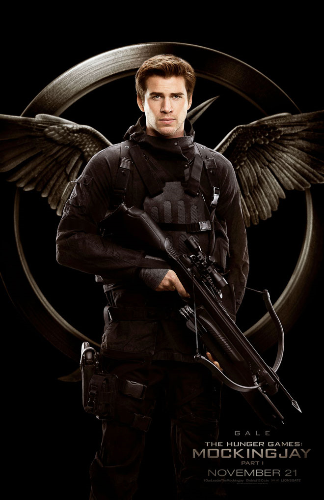 Gale Hawthorne Wiki The Hunger Games Fandom Powered By Wikia