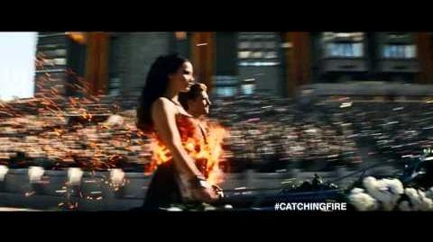 Hunger Games 'We Remain' TV Spot
