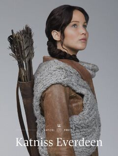 Perfil de Katniss Capitol Couture