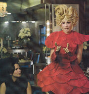 Katniss effie train
