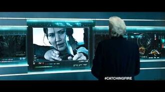 The Hunger Games Catching Fire - 'Let It Fly' TV Spot (NOW PLAYING)