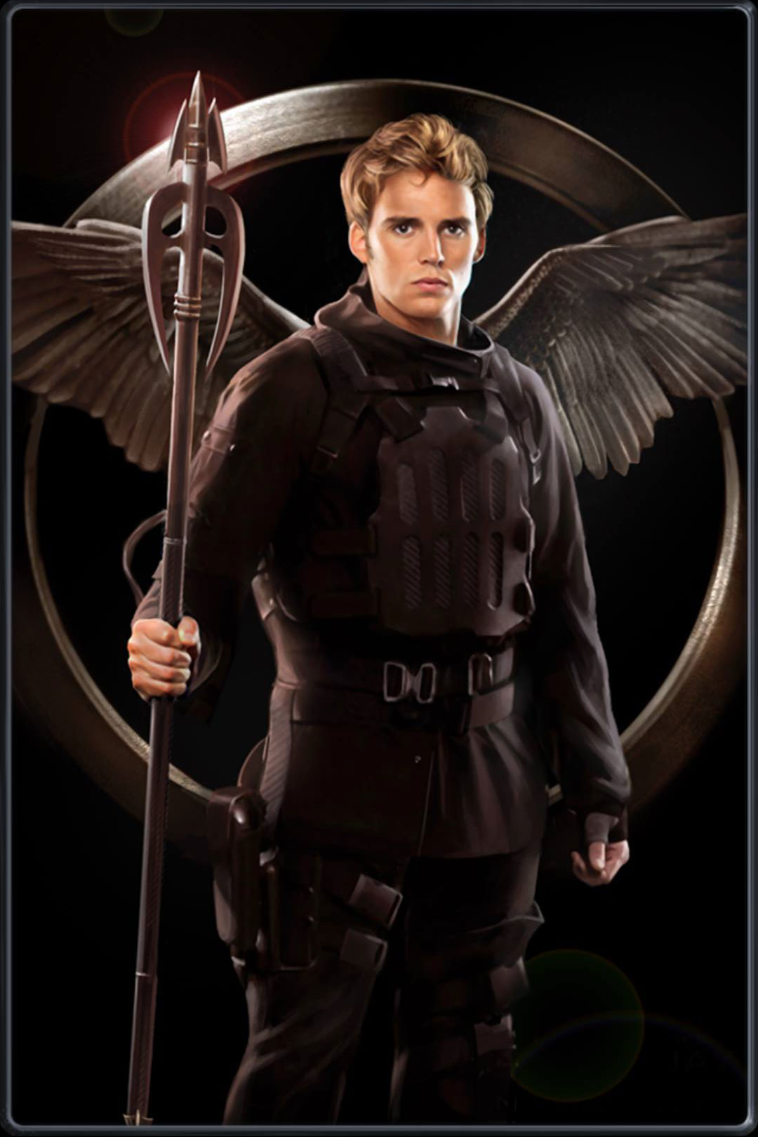 IN HONOR OF FINNICK, WHO SO WILLINGLY SACRIFICED HIS LIFE ... |Mockingjay Finnick Odair
