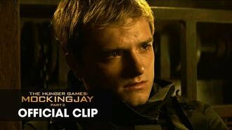 """The Hunger Games Mockingjay Part 2 Official Clip – """"Real"""""""