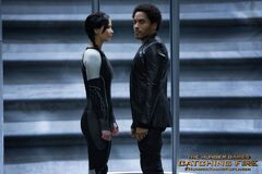 Katniss y Cinna