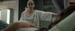 Johanna en el hospital