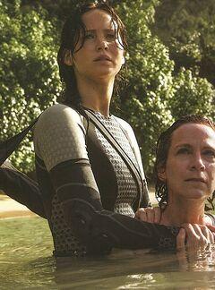 Katniss y Wiress