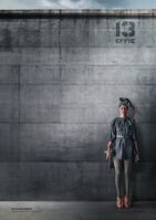 Effie character poster