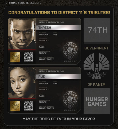 District 11 | The Hunger Games Wiki | Fandom