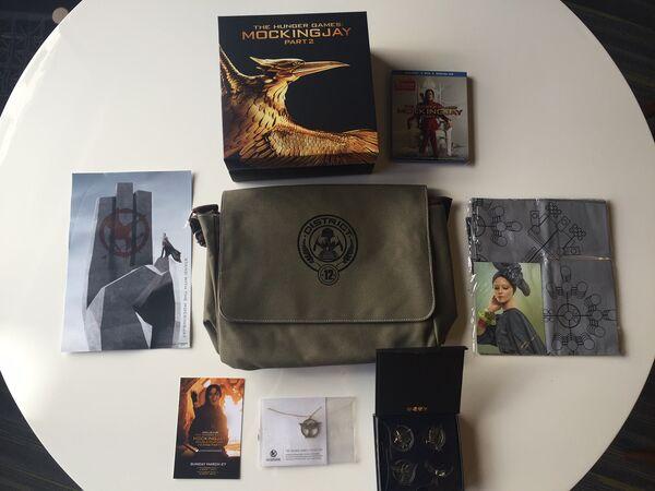 THG-goodie bag
