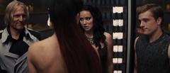 Johanna en el ascensor