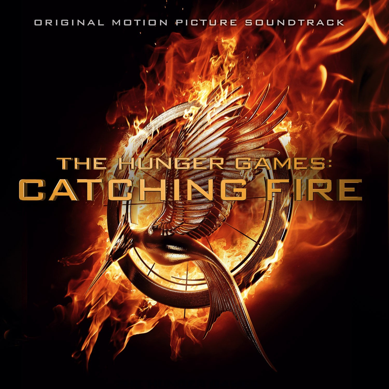 image - catching fire score cover | the hunger games wiki