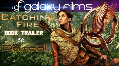 Catching Fire By Suzanne Collins Book Trailer