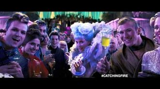 The Hunger Games Catching Fire - 'Sensational' TV Spot (NOW PLAYING)