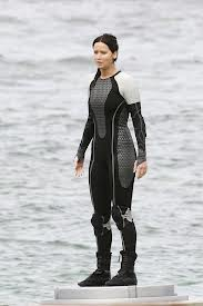 Catching fire uniform
