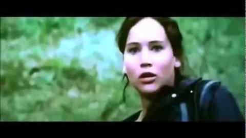Hunger Games - Cornucopia Bloodbath Scene