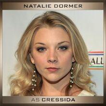 Natalie Dormer como Cressida