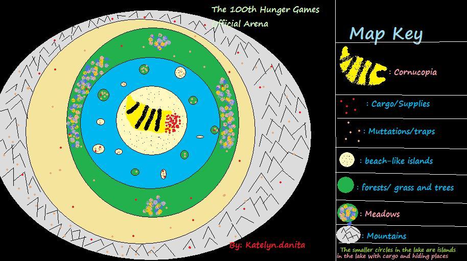 User Blog Katelyn Danita The 100th Hunger Games The