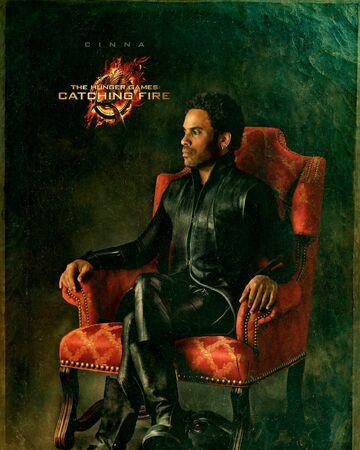 Cinna The Hunger Games Wiki Fandom