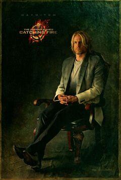 Haymitch Abernathy Póster
