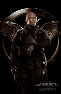 Póster de Boggs en uniforme del Escuadrón 451