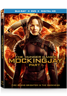 The Hunger Games Mockingjay Part 1 The Hunger Games