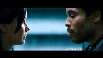 The Hunger Games Catching Fire - 'Chosen Skill' TV Spot