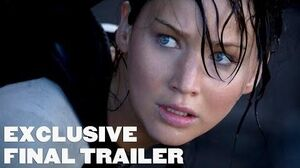 The Hunger Games Catching Fire - EXCLUSIVE Final Trailer