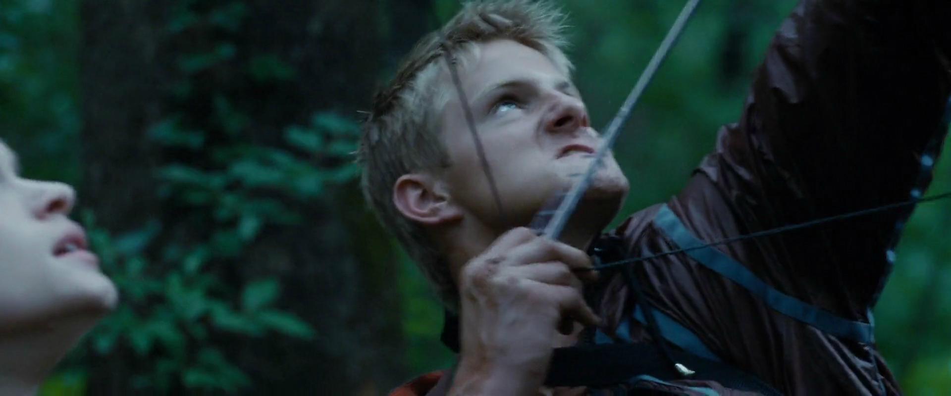 Are cato and glimmer hookup in real life