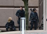 Mockingjay part 2 set photo