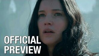 "The Hunger Games Mockingjay Part 1 (Jennifer Lawrence) - ""Return to District 12"""