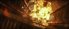 Explosion del holo