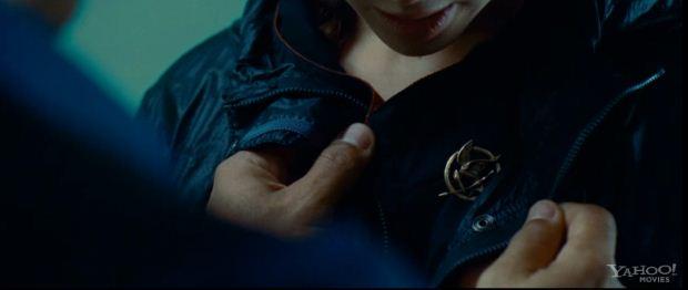 The Hunger Games Mockingjay Part 1 Katniss Mockingjay Pin Accessory