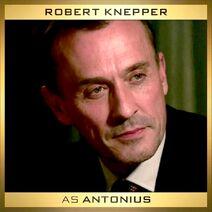 Роберт Неппер - Антоний