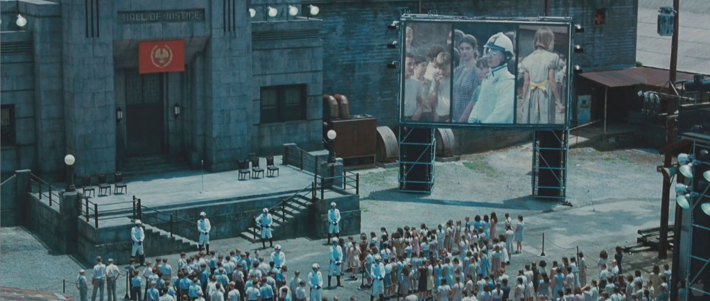 the hunger games pages 1 12