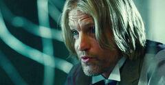 Haymitch en los juegos del hambre
