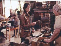 Katniss en el Quemador