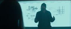 Haymitch en la Sala de Mando