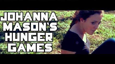 Johanna Mason's Hunger Games (Independent Short Film by AaronandMattRandom)
