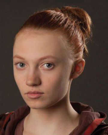 Foxface The Hunger Games Wiki Fandom