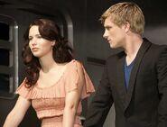Katniss peeta train