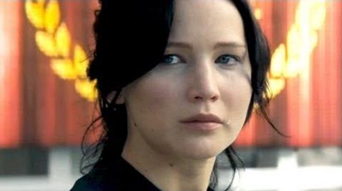 THE HUNGER GAMES 2 Catching Fire TV Spot