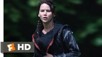 The Hunger Games (8 12) Movie CLIP - Cornucopia Bloodbath (2012) HD