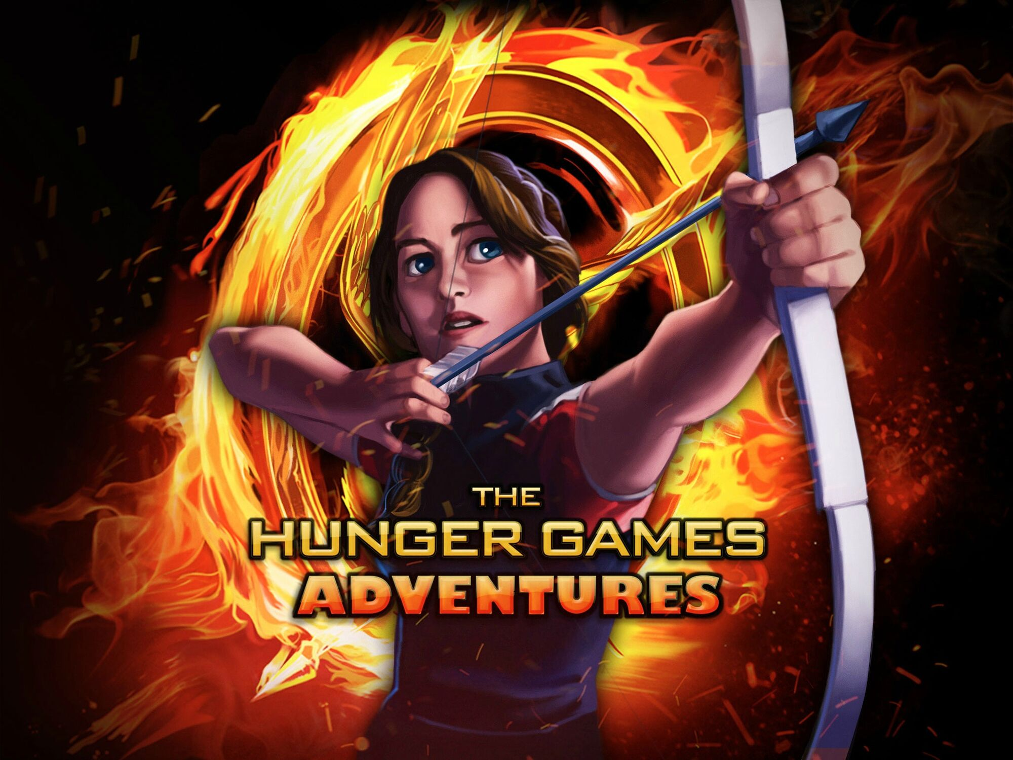 hunger games flash game unblocked