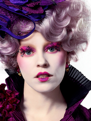 Effie Trinket Hunger Games Mockingjay