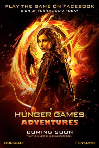 The Hunger Games Adventures The Hunger Games Wiki Fandom
