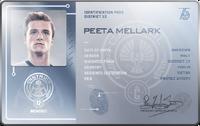 Identificación de Peeta Mellark